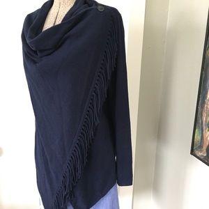 360 SWEATER Cashmere Wrap Sweater